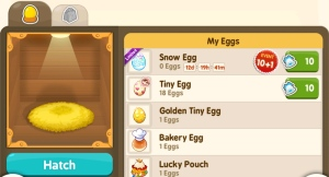 Tiny Farm - Over 12 days left for Snow Animal event