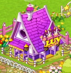 Tiny Farm - Original Love House