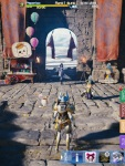 Mobius Final Fantasy - Main Multiplayer Area