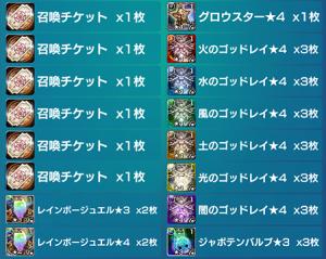 Mobius Final Fantasy - 1st Anniversary Special Login Bonuses