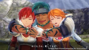 Ys VIII - Meeting Sahad