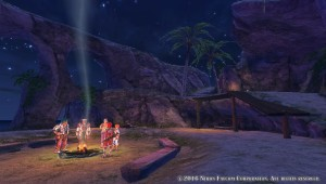 Ys VIII - Headquarters/Main Camp
