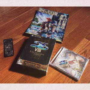 Ys VIII - Limited Premium Box with Other Goodies