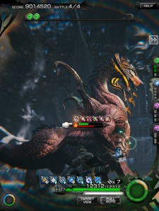 Mobius Final Fantasy - Ranger Job Quest Mega Debuffing
