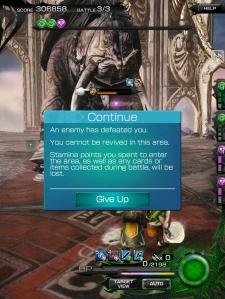 Mobius Final Fantasy - Adamanterrapin Terror