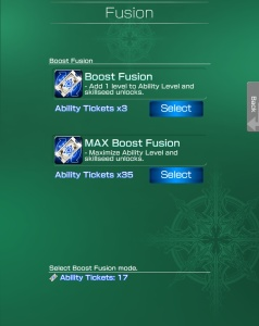 Mobius Final Fantasy EN - Boost Fusion Example 3