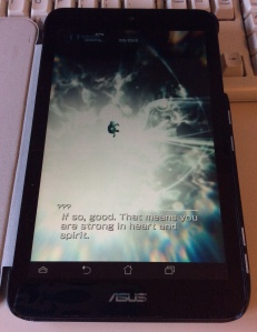 Mobius Final Fantasy - The ASUS MeMO Pad 8 can run it!?