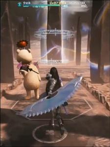 Mobius Final Fantasy - Meia - Tokyo Game Show 2016 Scenerio