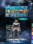 Mobius Final Fantasy - Dahaka Assault - Deck in the Phantasmic Coil for Wind & Earth