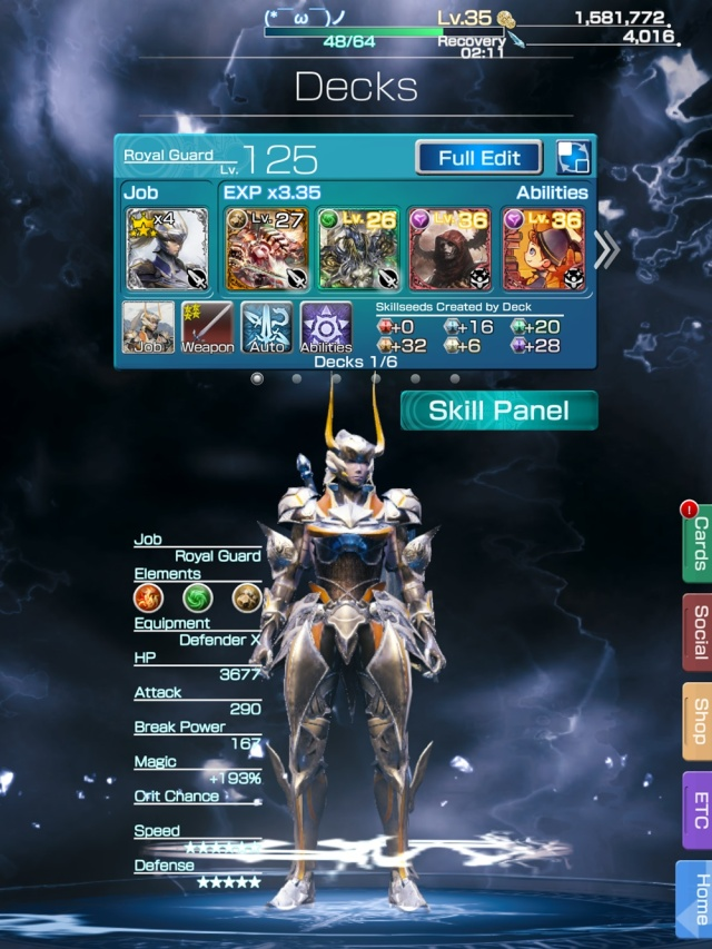 Image Result For Final Fantasy Android Tips