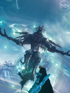 Mobius Final Fantasy - Adrammelech