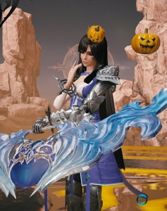 Mobius Final Fantasy - Meia and the Femme Fatale