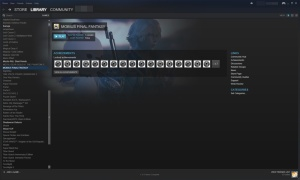Mobius Final Fantasy - Steam version