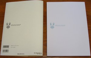 Mobius Final Fantasy First Anniversary Collections - Back Covers