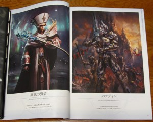 Mobius Final Fantasy First Anniversary Collections - Sage of Heresy and Paladin