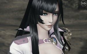 Mobius Final Fantasy - Meia in a flashback