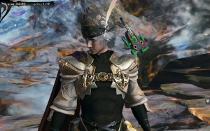 Mobius FInal Fantasy - Close up of the Risk Taker
