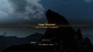 Final Fantasy XV - Adamantoise Down