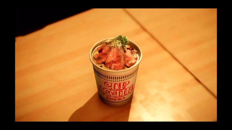 Final Fantasy XV - Cup Noodles