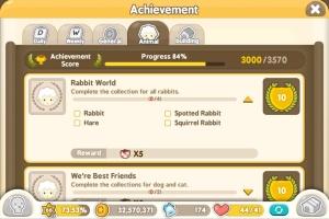 Tiny Farm - Rabbits and Hare Achievement
