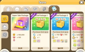 Tiny Farm - Mid-Autumn Festival Event 2017 - Event Bell Packages
