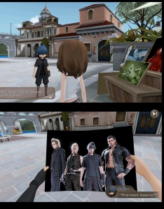 Final Fantasy XV: Pocket Edition - Altissia portrait