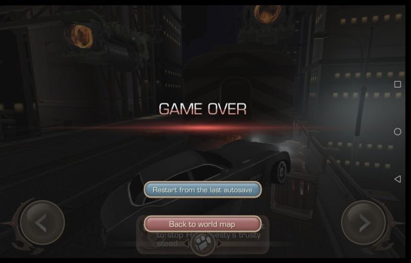 Final Fantasy XV: Pocket Edition - Regalia Crash