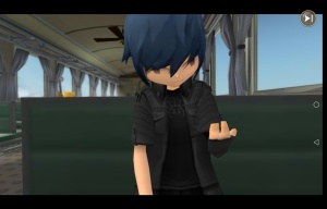 Final Fantasy XV: Pocket Edition - Mutant hand