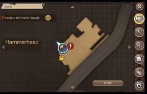 Final Fantasy XV: Pocket Edition - Noctis map pin