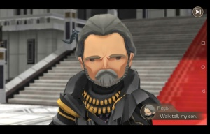 FInal Fantasy XV: Pocket Edition - King Regis